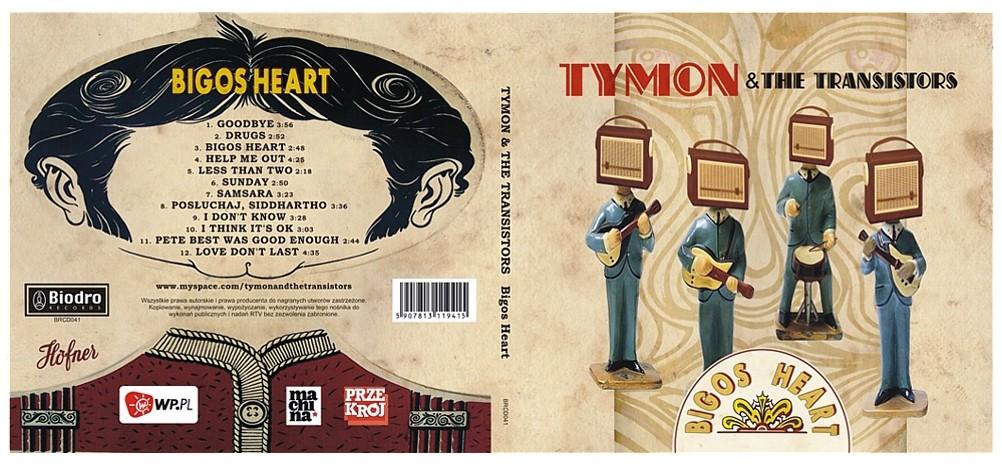 Tymon & The Transistors Bigos Heart